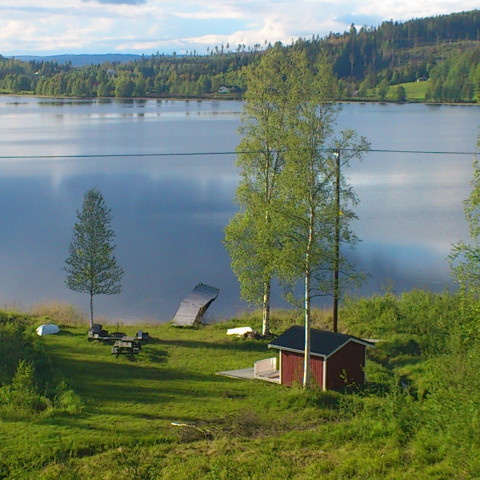 Sommar i Munkbysjön